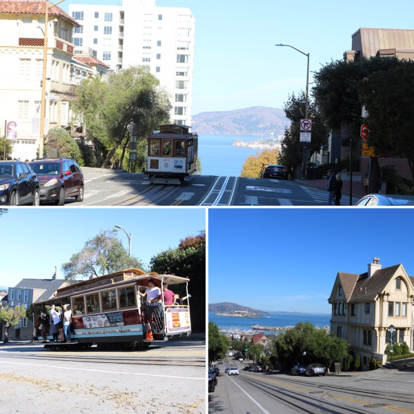 Hyde Street_Cable Car_San Fransisco_California_America