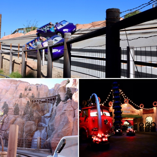 Radiator Springs Racers_Disney California Adventure Park_Anaheim_California_America