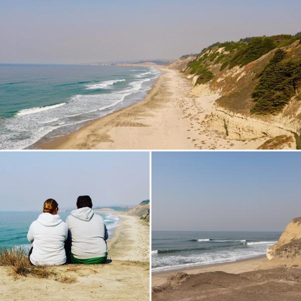 San Gregorio State Beach_California_America