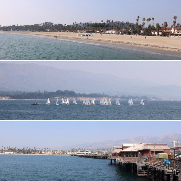 Santa Barbara Pier_California_America