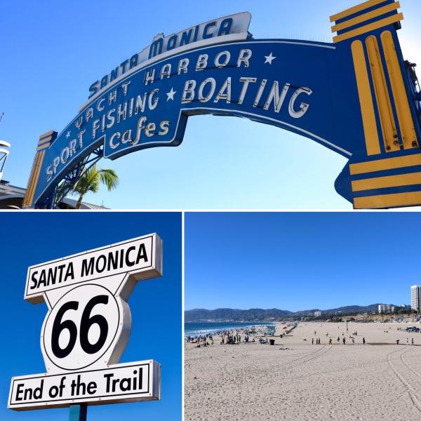 Santa Monica Pier_California_America