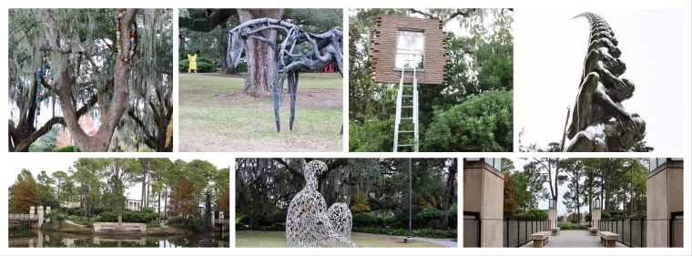 City Park_Sydney and Walda Besthoff Sculpture Garden_New Orleans_Louisiana_America