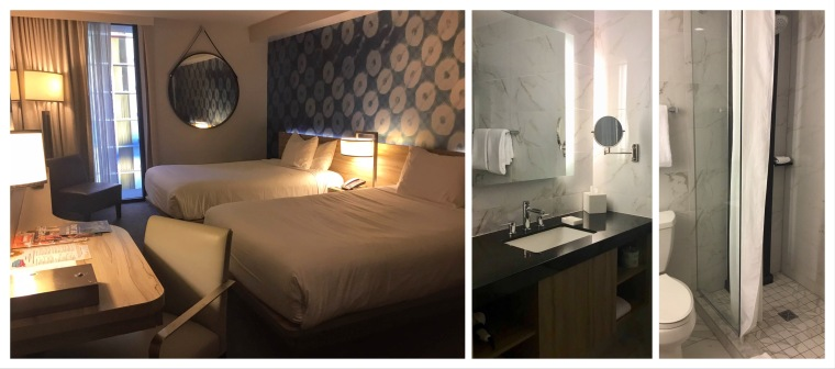 Deluxe Room Two Doubles_The Linq Las Vegas Strip Hotel and Casino_Las Vegas_Nevada_America