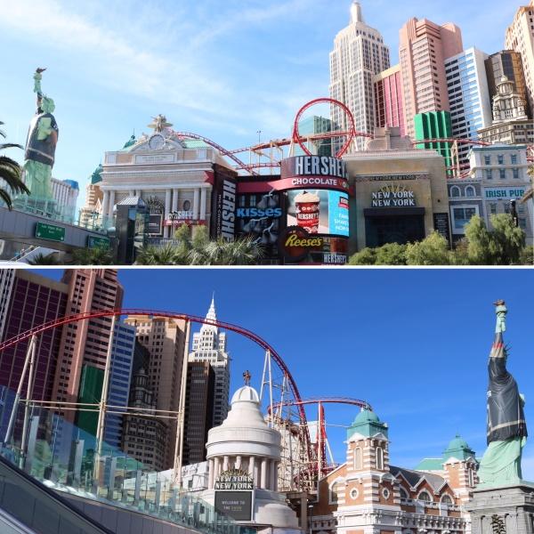 New York, New York Resort_Las Vegas_Nevada_America