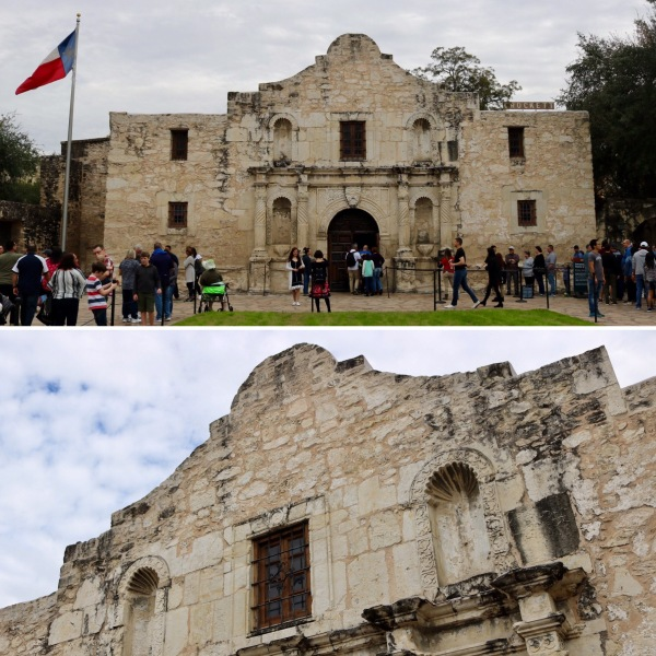 The Alamo Mission_San Antonio_Texas_America_1