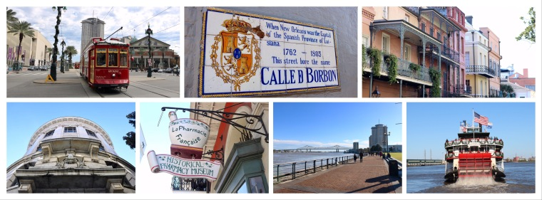 The French Quarter_New Orleans_Louisiana_America