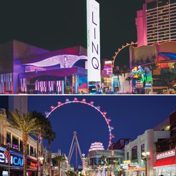 The Linq Las Vegas Strip Hotel and Casino_Las Vegas_Nevada_America