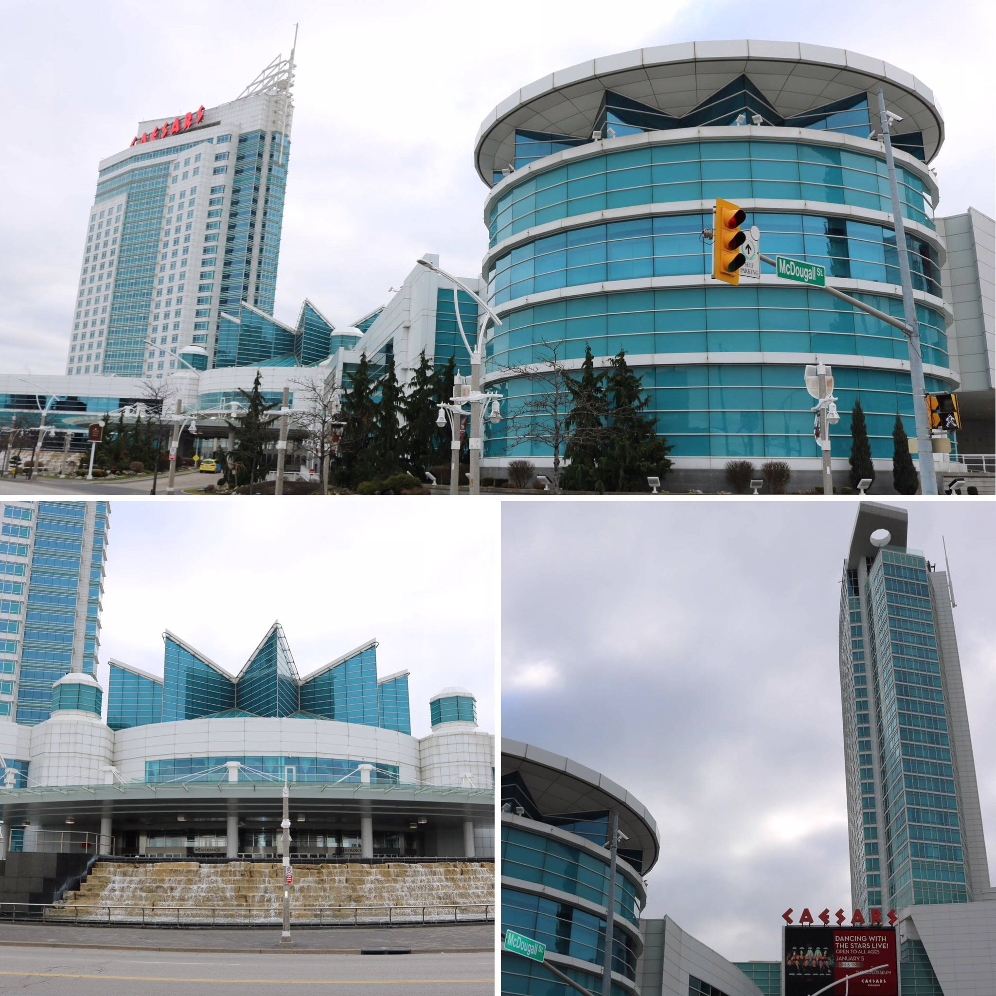 Windsor Ontario Hotels Near Casino