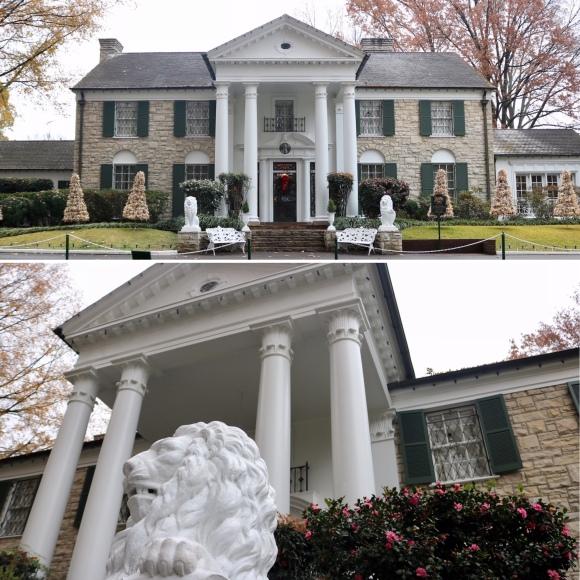 Elvis' Graceland_Memphis_Tennessee