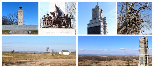Gettysburg National Military Park_Pennsylvania_America