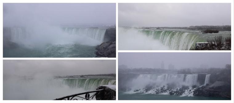 Niagara Falls During the Day_Ontario_Canada