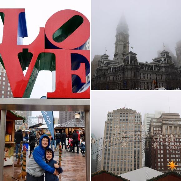 Philadelphia Love Park_Pennsylvania_America