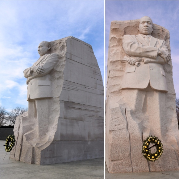 Martin Luther King Jnr Memorial_Washington DC_America