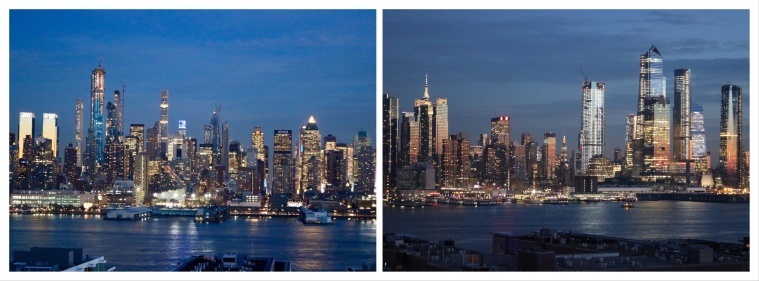 New York City Skyline_New York_America_1