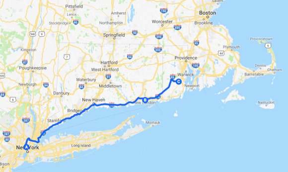Roadtrip Map 16