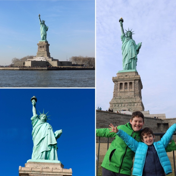 Statue of Liberty_New York_America