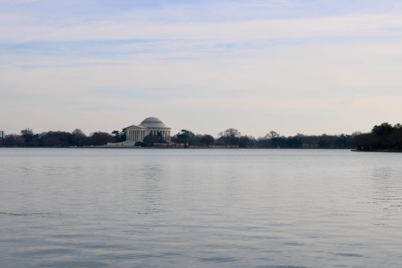 Thomas Jefferson Memorial_Washington DC_America