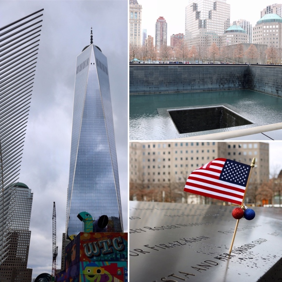 World Trade Centre and 9:11 Memorial_New York_America