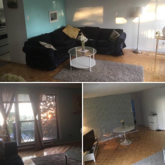Charming Apartment_Longueuil_Québec_Canada
