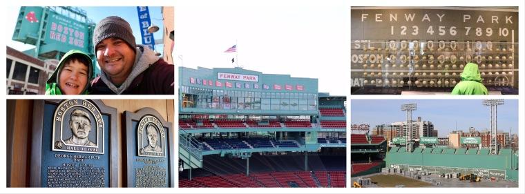 Fenway Park Tour_Boston_Massachusett_America