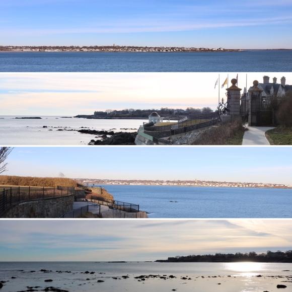 The Cliff Walk_Newport_Rhode Island_America