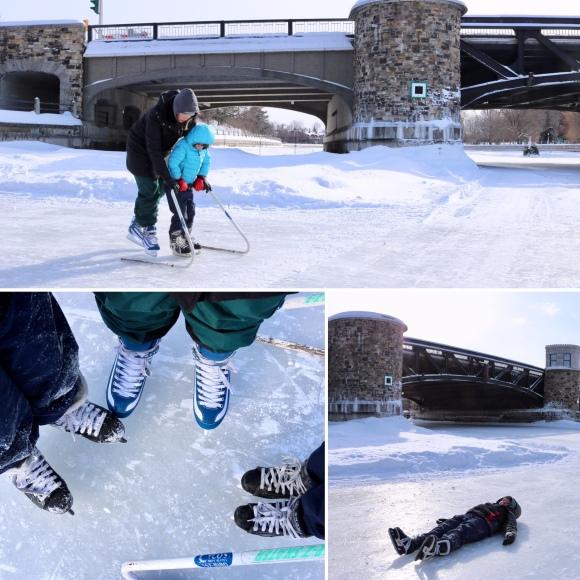 Rideau Canal Skateway_Ottawa_Ontario_Canada