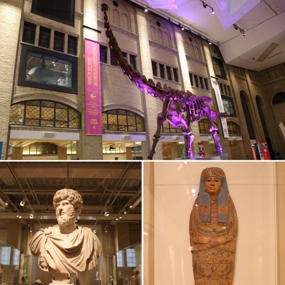 ROM_Royal Ontario Museum_Toronto_Ontario_Canada
