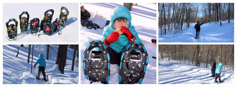 Snowshoeing_Camp Fortune_Quebec_Canada