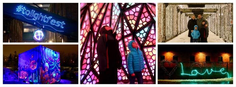 Toronto Light Festival_Ontario_Canada