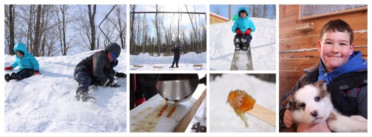 Érablière du Cap Sugar Shack_Québec_Canada_2