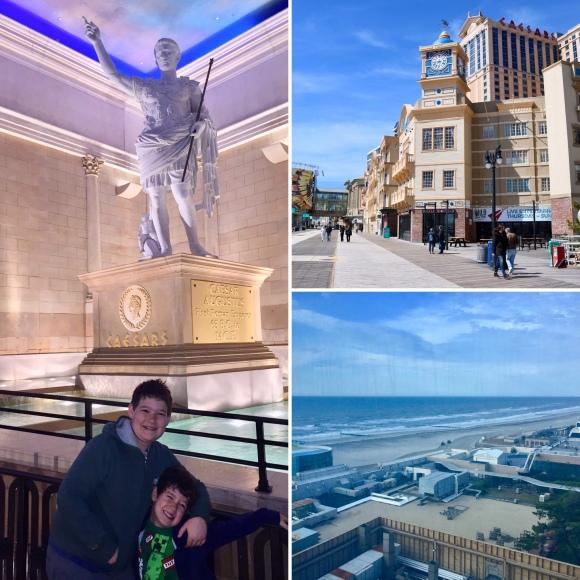 Caesars Atlantic City Hotel & Casino_New Jersey_America