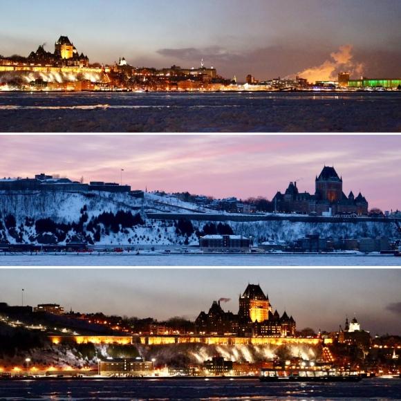 Fairmont Le Château Frontenac_Québec City_Old Québec_Canada
