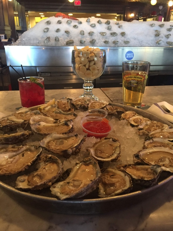 Harry's Oyster Bar_Bally's Atlantic City Hotel & Casino_New Jersey_America