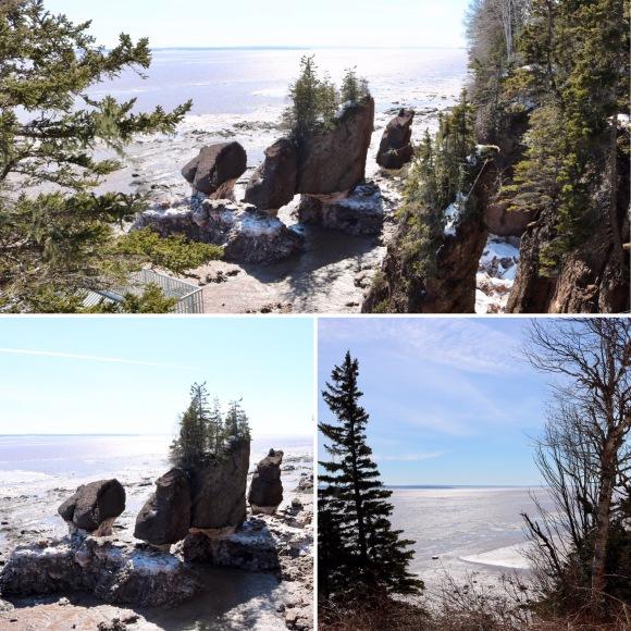 Hopewell Rocks_Hopewell Cape_New Brunswick_Canada