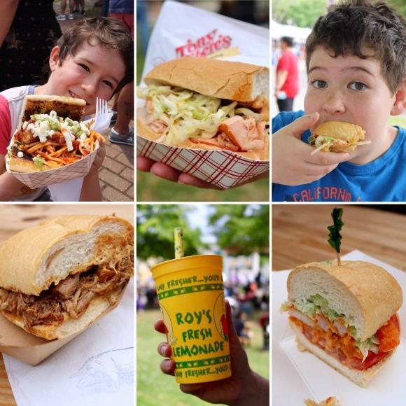 Acadiana Po-Boy Festival 2019_Lafayette_Louisiana_America_1