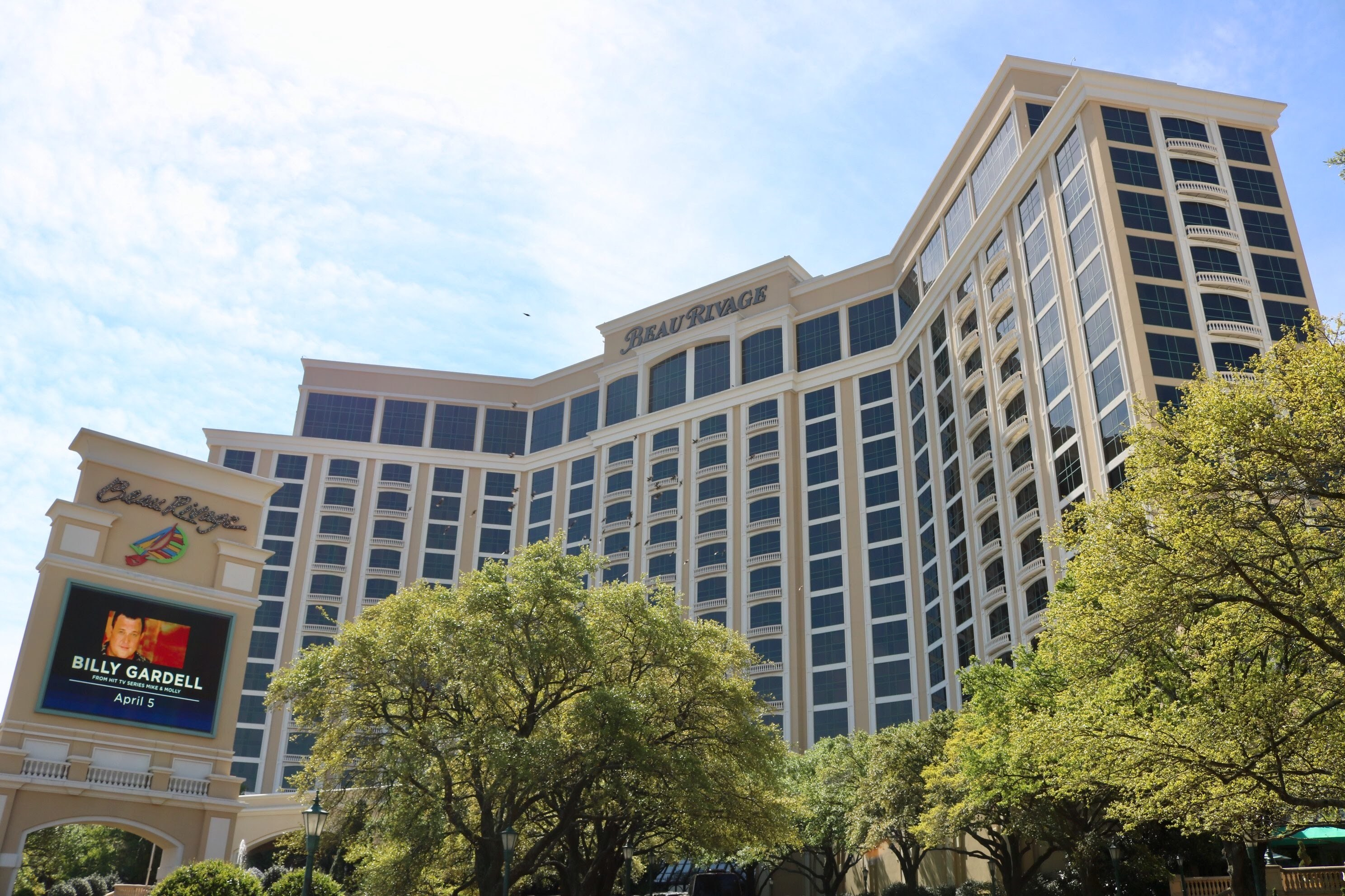 America Mississippi Biloxi Beau Rivage Resort Casino Our