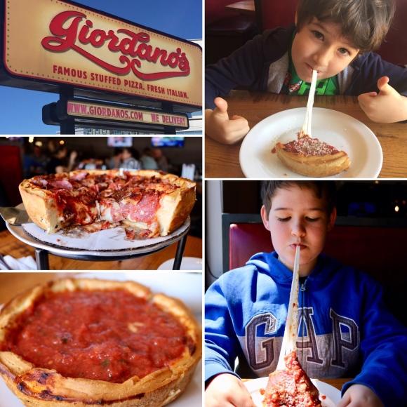 Giordano's Pizza_Chicago_Illinois_America