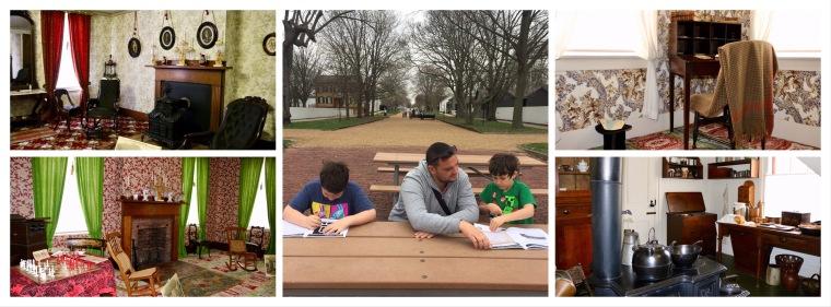 Lincoln Home National Historic Site_Springfield_Illinois_America_2