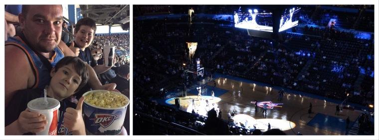 OKC Thunder vs Houston Rockets_Oklahoma_America_April 2019_2