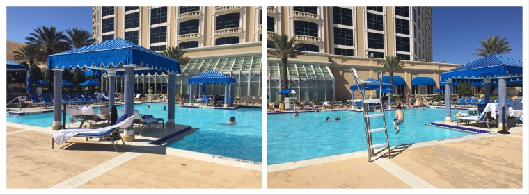 Pool Area_Beau Rivage Resort & Casino_Biloxi_Mississippi_America