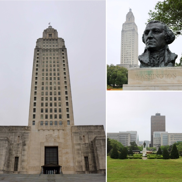 State Capitol Park_Baton Rouge_Louisiana_America