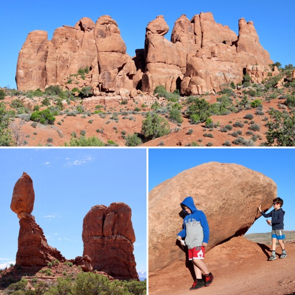 Arches National Park_Utah_America_1