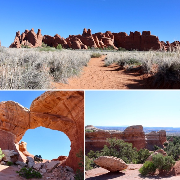 Broken Arch_Arches National Park_Utah_America_1