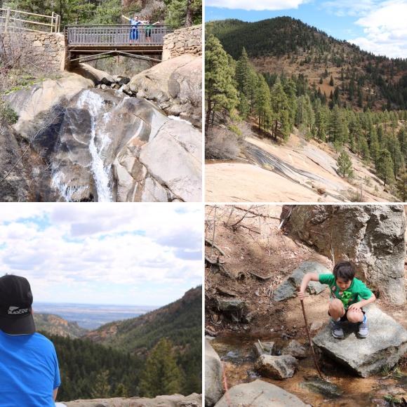 Helen Hunt Falls_Colorado Springs_Colorado_America
