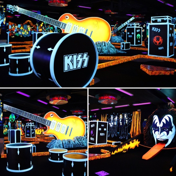 KISS by Monster Mini Golf_Rio All Suite Hotel & Casino_Nevada_Las Vegas_America