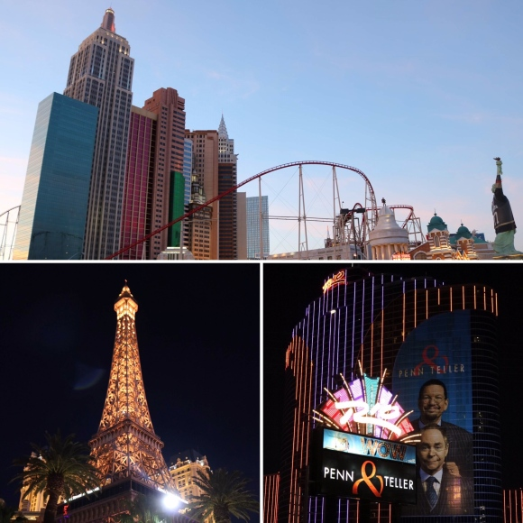 Las Vegas Strip At Night_Nevada_America