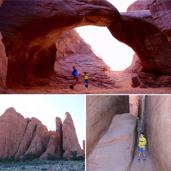 Sand Dunes_Arches National Park_Utah_America