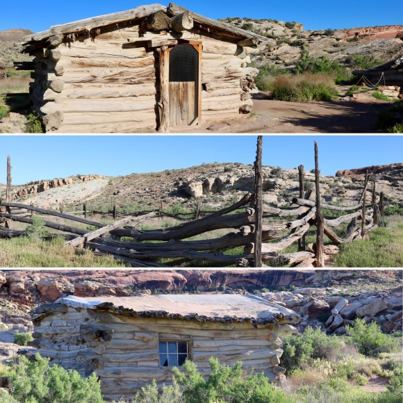 Wolfe Ranch Cabin_Arches National Park_Utah_America
