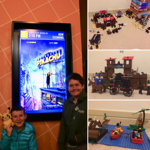 Movies and Lego_Vancouver_British Columbia_Canada