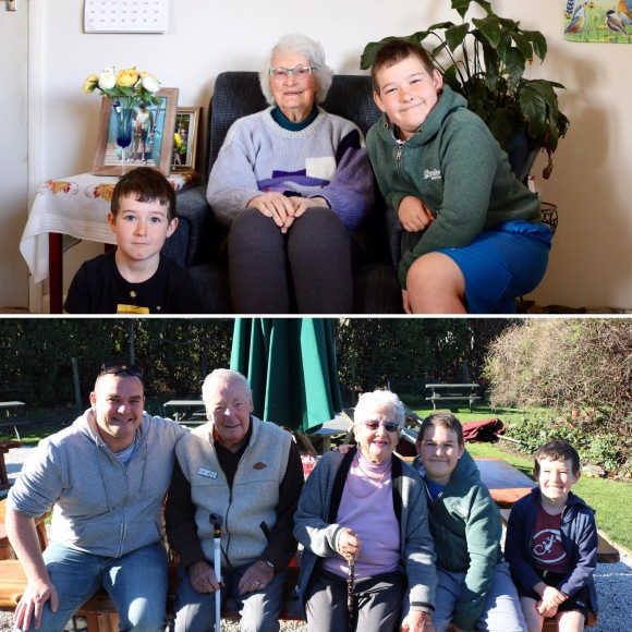 Visiting Grandparents_Nelson_New Zealand